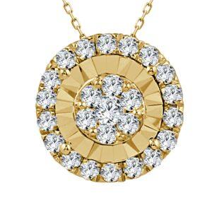 תכשיטי בר דור שרשרת יהלומים קלאסית