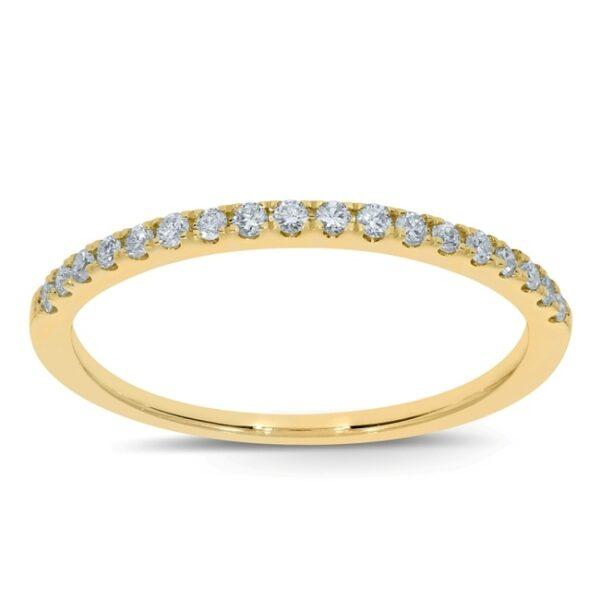תכשיטי בר דור - טבעת שורה