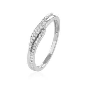 תכשיטי בר דור טבעת יהלומים מיוחדת