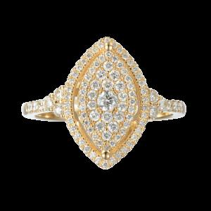 תכשיטי בר דור טבעת מרקיזה