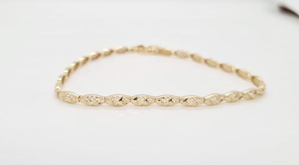 צמיד זהב 14 קראט