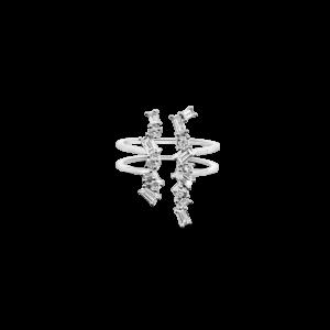 טבעת זהב 18 קראט