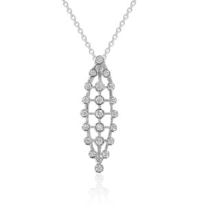 שרשרת יהלומים בעיצוב מיווחד