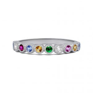 טבעת ריינבואו rainbow