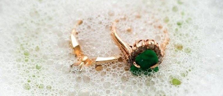 כיצד לנקות תכשיטי זהב?