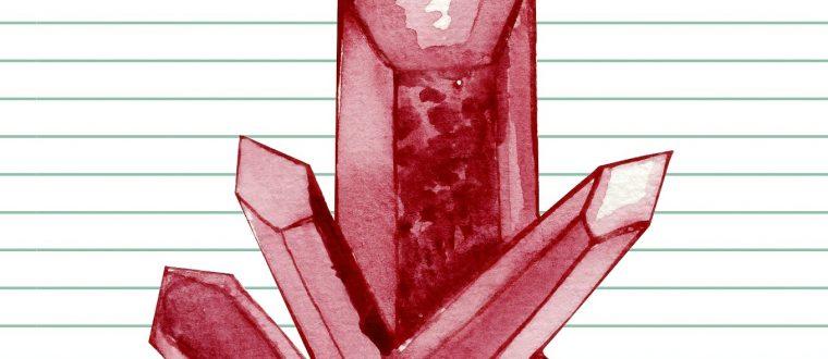אבן הגרנט – אבן החן של חודש ינואר